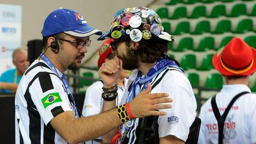 MUSEU FIRST BRASIL - Como é ser Juiz Chefe de Arena do Torneio de Robótica FLL?