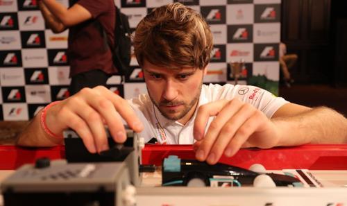 Como é apresentar o F1 in Schools Brazil?